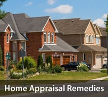 Home appraisal remedies for home sellers