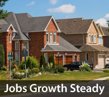 Job growth helping housing recovery