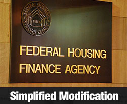 Simplified Modification Initiative Announced