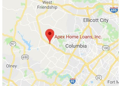 Clarksville Maryland Branch - Apex Home Loans