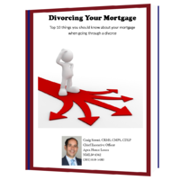 Divorcing Your Mortgage Cover