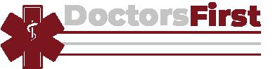 DoctorsFirstLogo-Burgundy
