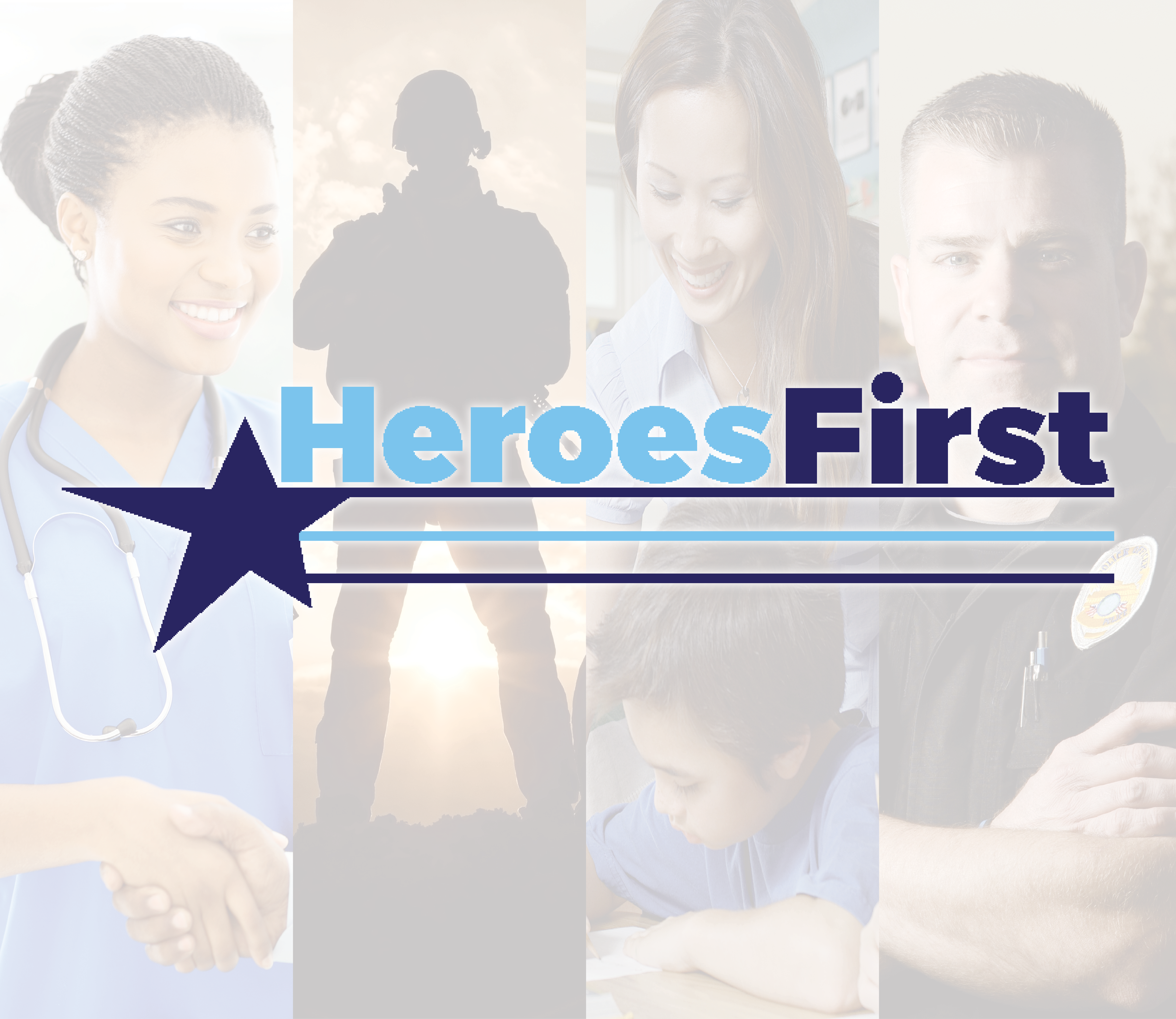 Heroes First Program