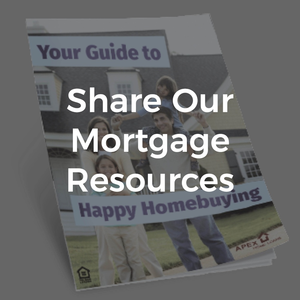 Share Our Mortgage Resources
