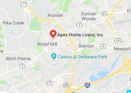 Moorestown New Jersey Branch - Apex Home Loans