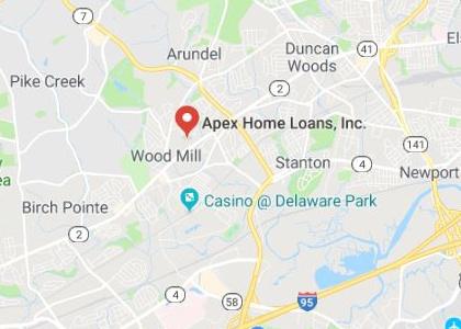 Wilmington Delaware Branch - Apex Home Loans