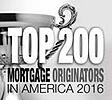 Top 200 Mortgage Originators 2016