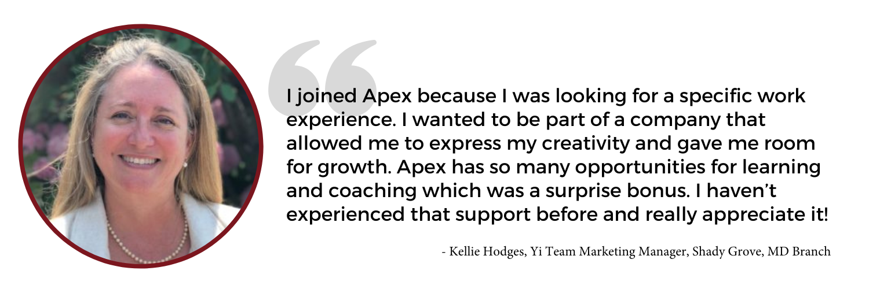 Kellie Hodges Testimonials